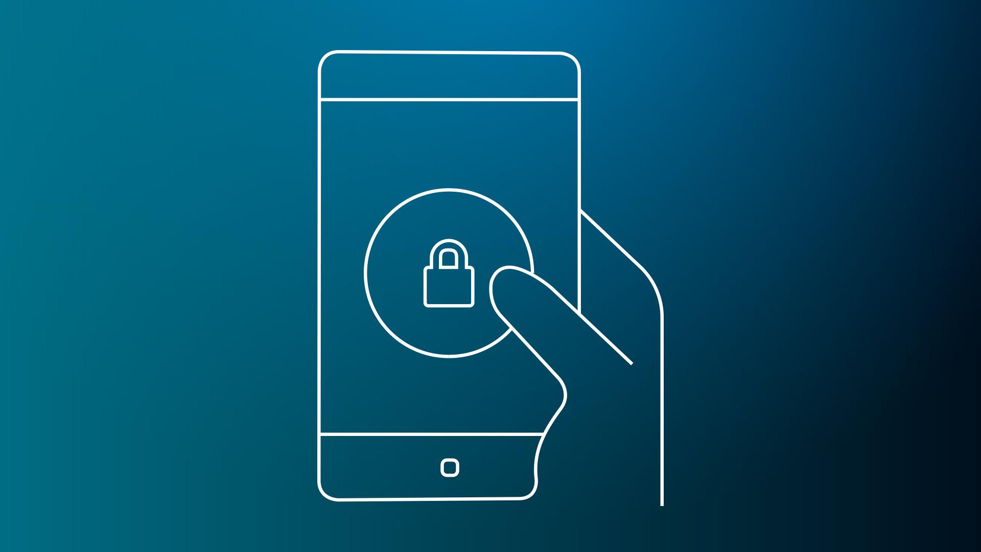 Sicherheit per App